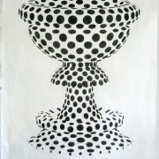 Binary Chalice, after Uccello